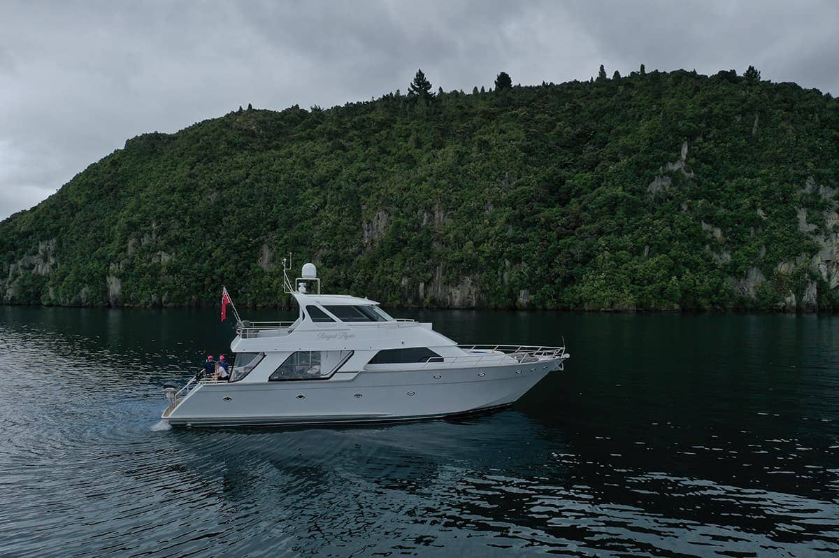 regal-3 Lake Taupo Cruises | Taupo Charters | Private Charters {keyword}
