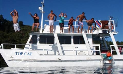 Layer 7 Lake Taupo Cruises | Taupo Charters | Private Charters {keyword}